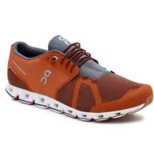 On Cloud 2.0 Rust/Brown Running Sneakers Size Men's 8